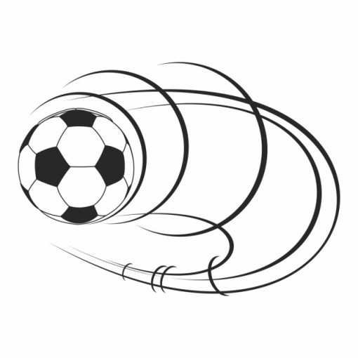 Spinning Football Ball