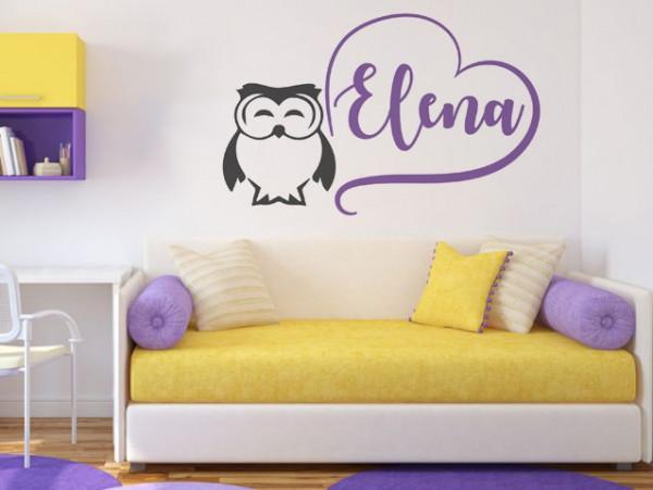 Sticker cu nume - Elena
