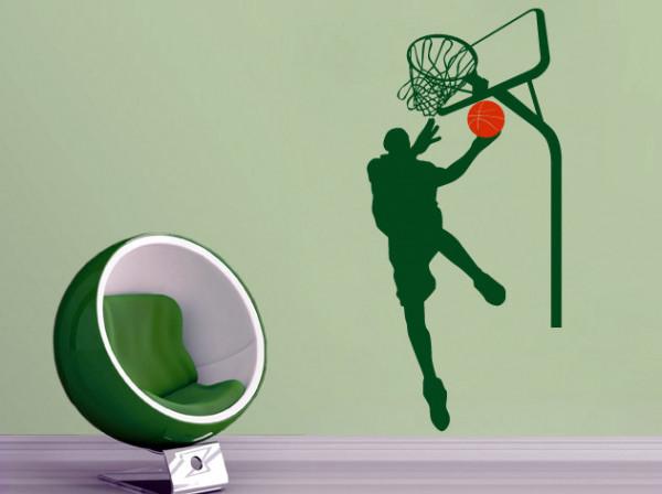 Sticker De Perete Basket 2