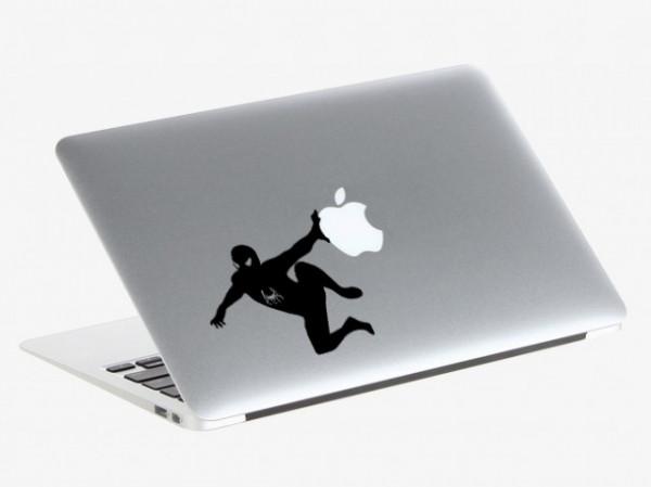 Sticker Pentru Laptop - Spiderman