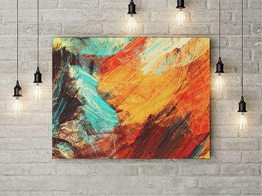 Tablou Canvas Abstract Feeling