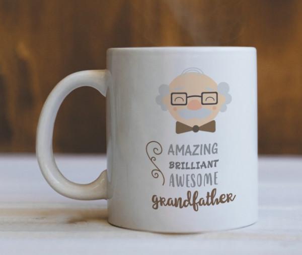 CANA Amazing grandfather