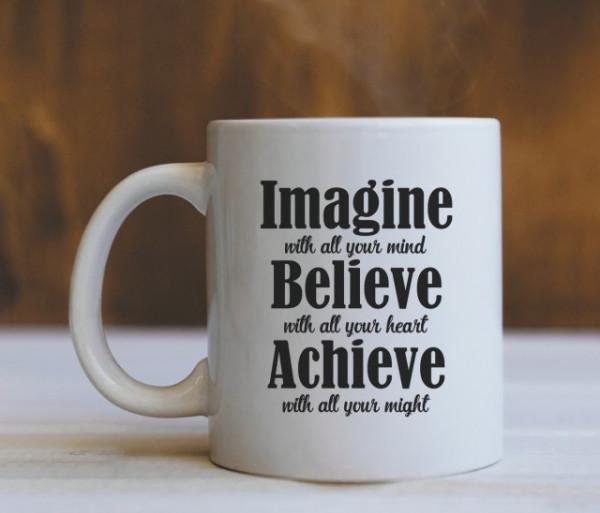 CANA Imagine, Believe, Achieve!