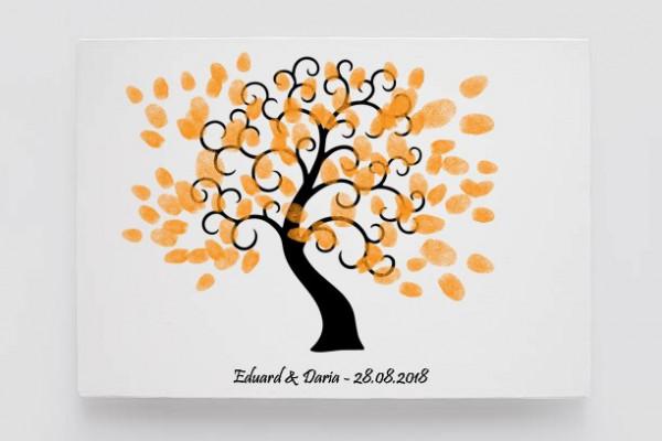 Finger print tree slow
