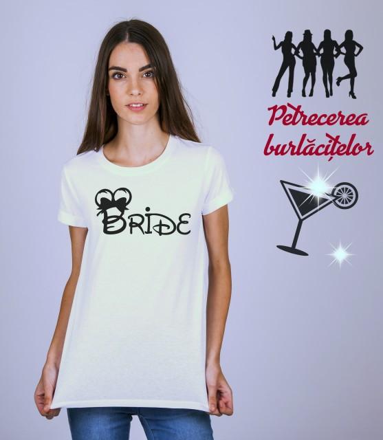 Imprimeu tricou DISNEY BRIDE