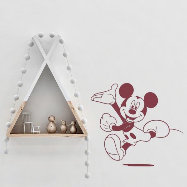Sticker De Perete Mickey Mouse 1