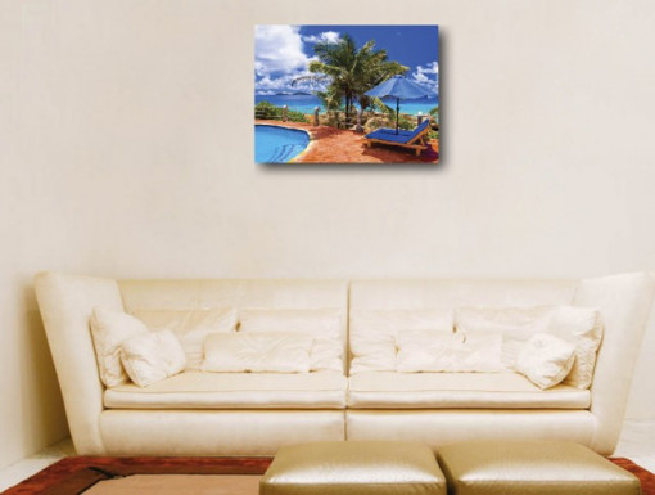 Tablou canvas - langa ocean