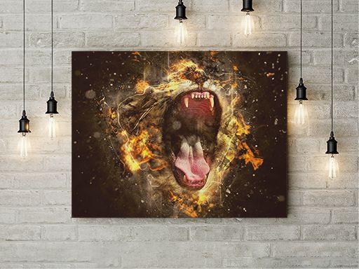 Tablou Canvas Roarrr