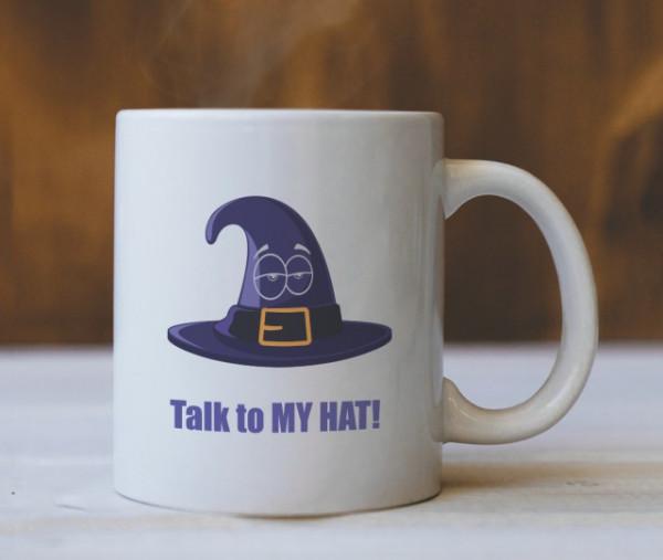 Cana Cu Mesaj - Talk To My Hat!