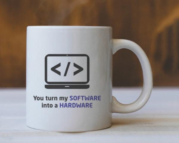 CANA You turn my hardware