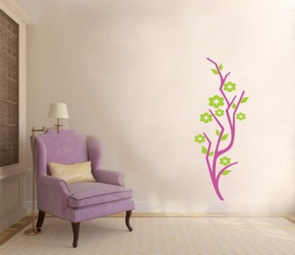 Crenguta cu flori ornamentale