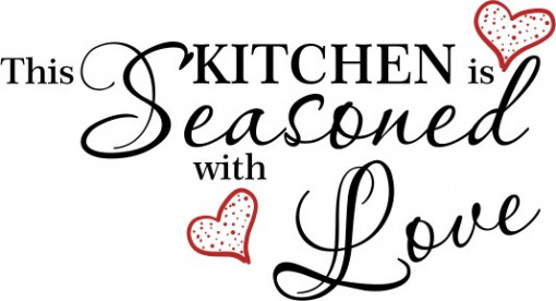 Poze Kitchen seasoned with love