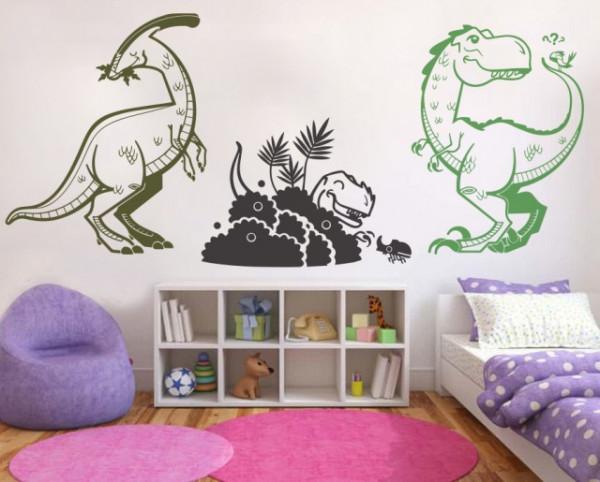 Pachet Stickere - Dinozauri