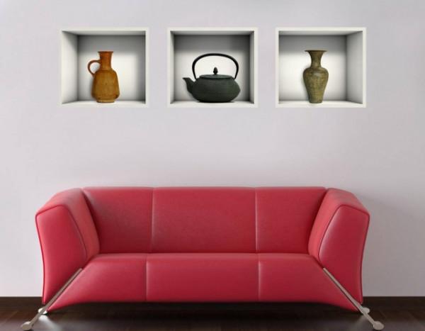 Sticker De Perete Firida Design Interior Ceramica