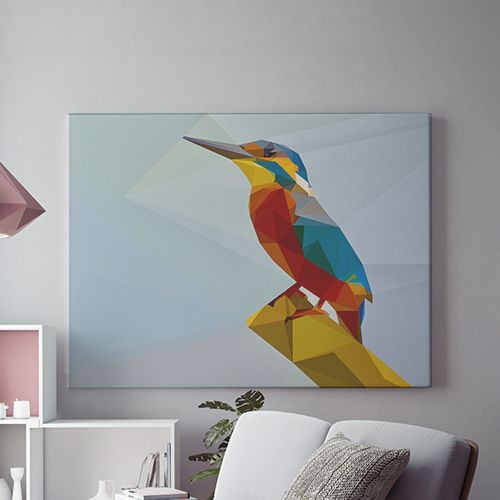 Tablou Canvas Vector bird