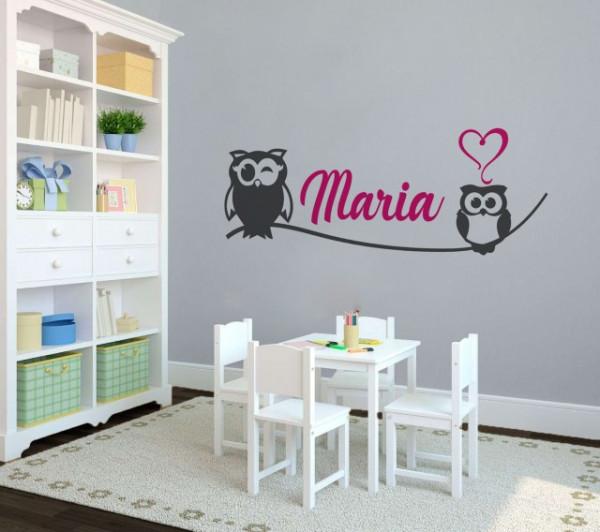 Sticker De Perete Cu Nume - Maria