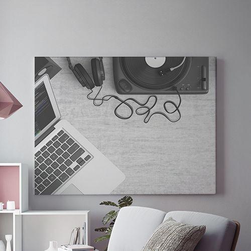 Tablou Canvas Pe birou