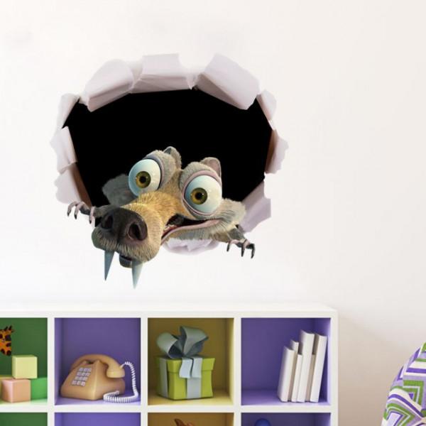 Vizita lui Scrat