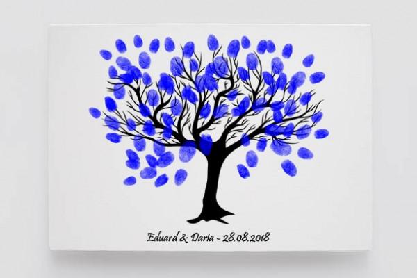 Finger print tree wow