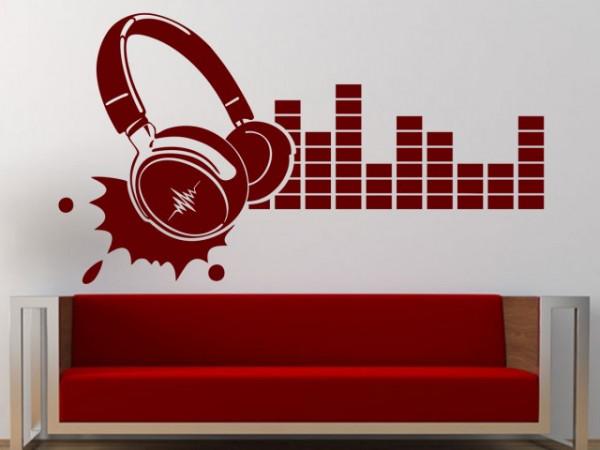 Muzica in Casti