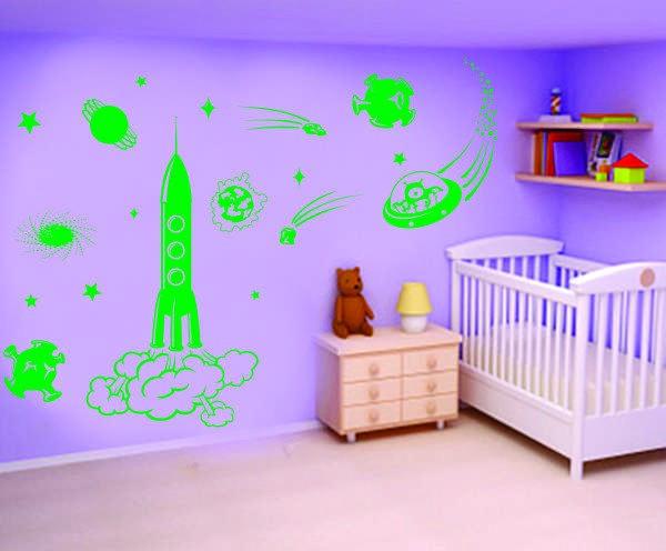 Sticker De Perete Decor Pentru Copii Spatiu