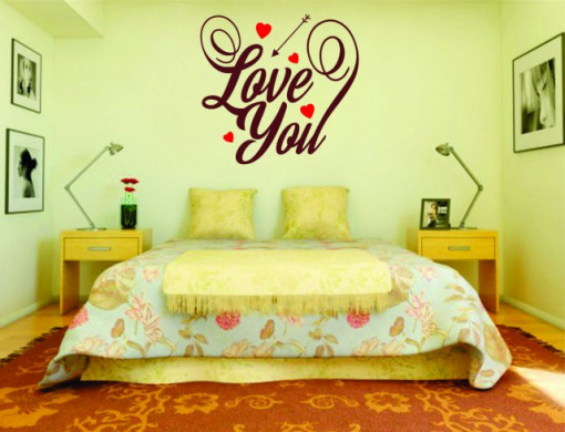 Sticker - Love You