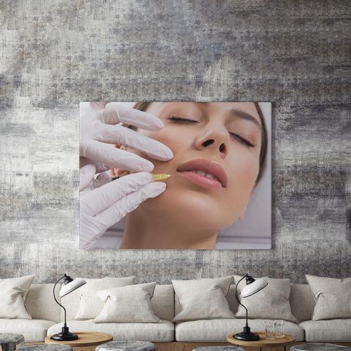 Tablou Canvas Plastic surgery