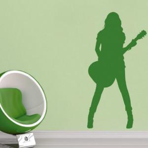 Fata cu chitara