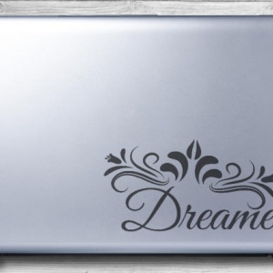 Sticker laptop - Dreamer