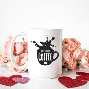 CANA But first coffee splash
