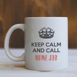 CANA Keep calm and call me