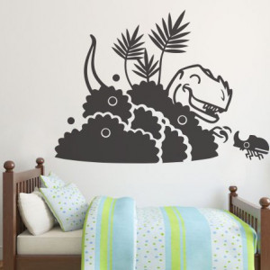 Dinozaur fericit