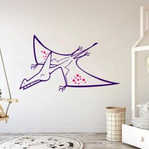 Dinozaur zburator (in doua culori)