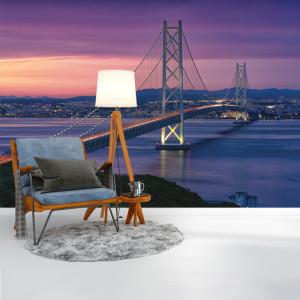 Foto tapet The bridge