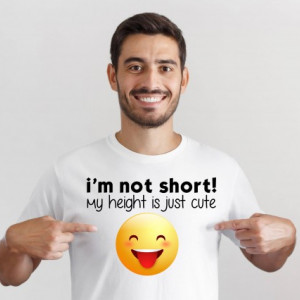 Im not short