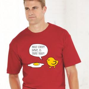Imprimeu Tricou Holy Crap