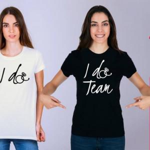 Imprimeu Tricou I Do