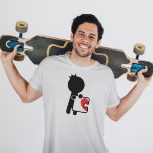 Imprimeu tricou INIMA PUZZLE (EL)