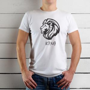 Imprimeu tricou LION KING