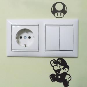 Pachet Stickere pentru Prize - Personaje de film (Camera baieti)