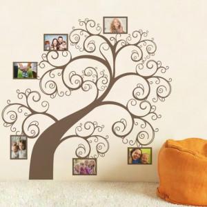 Sticker - Copac cu poze
