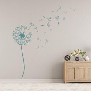 Sticker De Perete Dandelion Floral