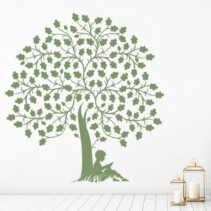 Sticker De Perete Oak Tree Nursery