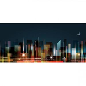 Sticker De Perete Orasul Noaptea