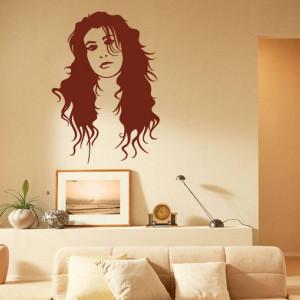 Sticker De Perete Portret Amy Winehouse