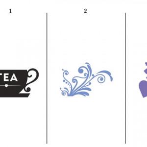 Sticker De Perete Tea Cup