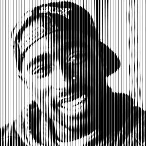 Sticker De Perete Tupac 2