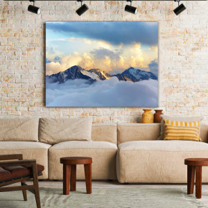 Tablou Canvas Above The Clouds