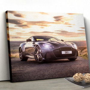 Tablou canvas - Aston Martin