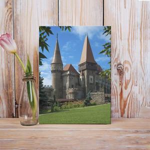 Tablou Canvas Castel Romania